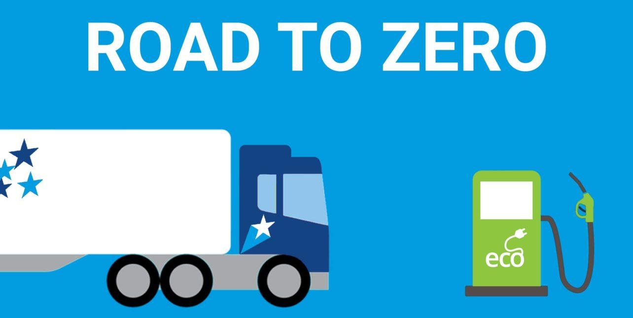 road to zero graphic