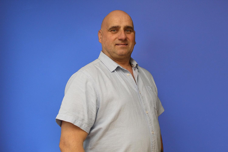 Nigel, Training Manager