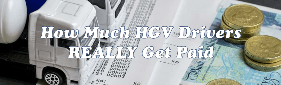 Hgv Drivers get paid